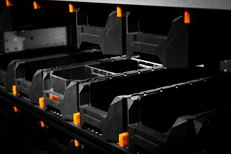 Accessoires voor de legplanken van uw bedrijfswageninrichting
