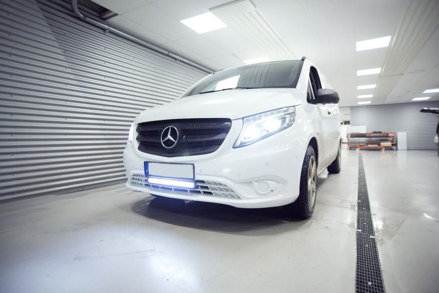Extra lichten en ledstrips op uw bedrijfs- of personenwagen