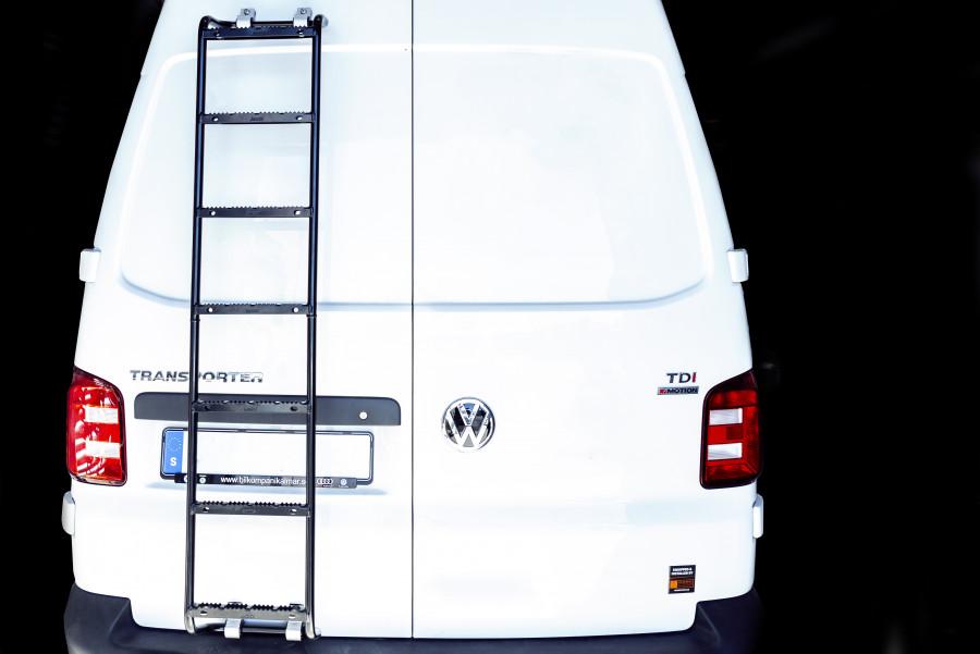 Ladders gemaakt van roestvrij staal of aluminium