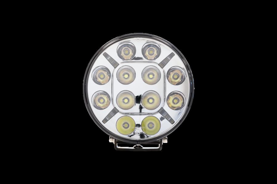 Extraljus LED (Liten rund). 5400 lumen