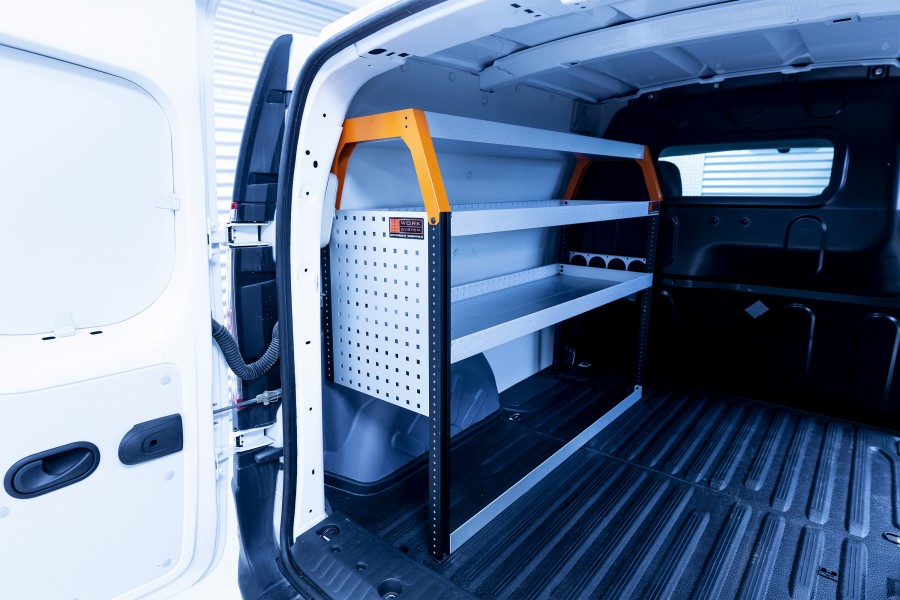 V-Basic Bedrijfswageninrichting Citan Lang & Kangoo | Work System