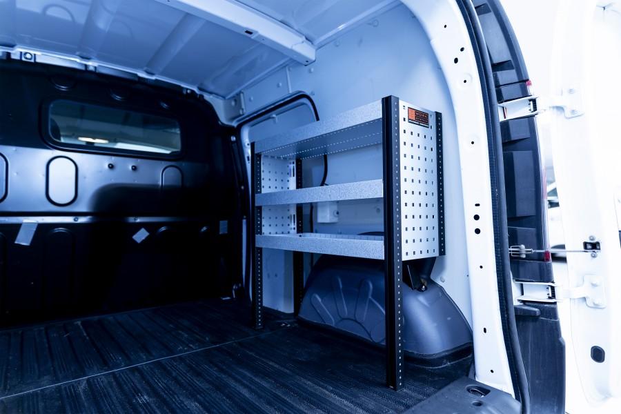 H-Bas Bedrijfswageninrichting Citan Lang & Kangoo   Work System